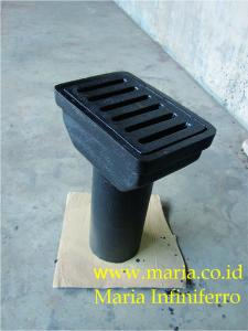 Deck drain 53 cm