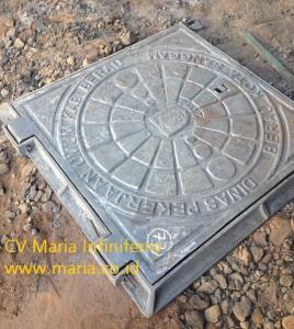 Manhole cover 80