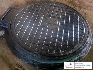 pembuatan manhole cover