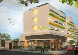 Proyek Hotel Grandmas