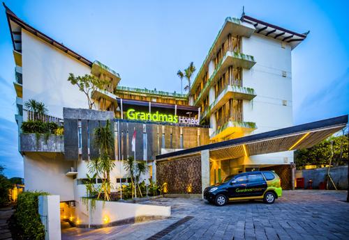 Grill Hotel Grandmas Bali