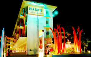 manhole cover hotel harris Bali