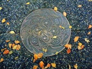 Manhole Cover Kanada