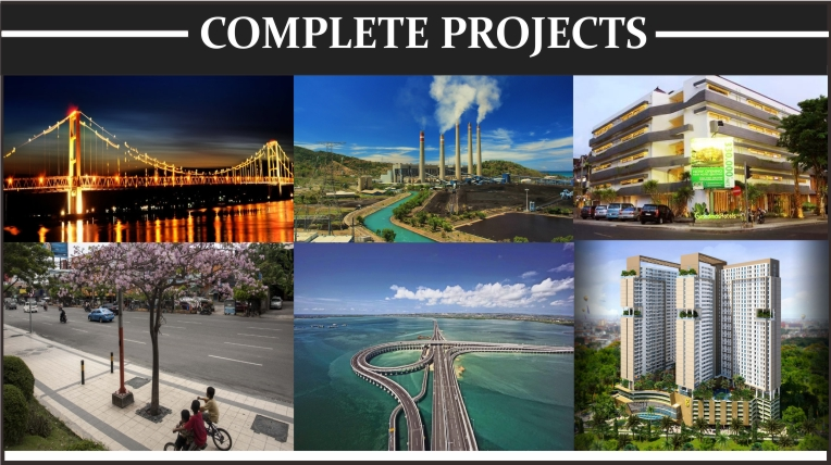 Complete Projects