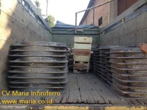 Manhole cover Senoro Gas Development