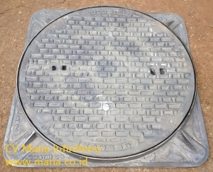 Manhole Cover Senoro Gas Development