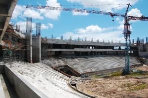 Grating Cast Iron Stadion Balikpapan