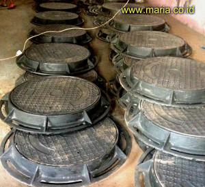 Manhole cover PLTU Celukan Bawang