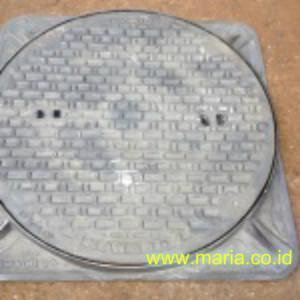 Manhole cover Tunjungan Plaza