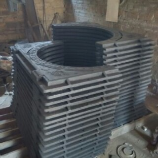 Grill Tanaman cast iron