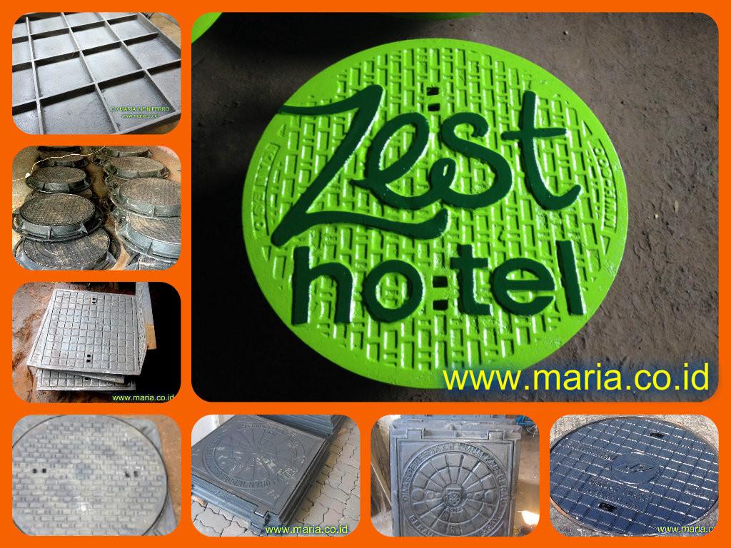 Grill Manhole Cast Iron