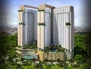2 proyek apartemen eksklusif di Jawa Timur