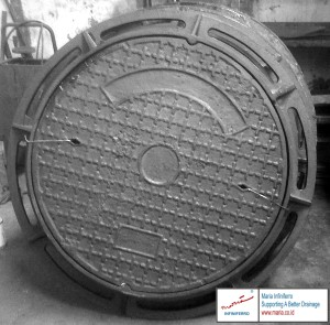 Manhole Cover Rumah Tinggal