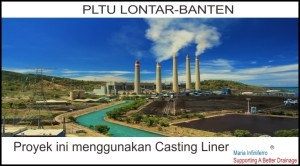 Proyek Tiga PLTU Besar Jawa Bali