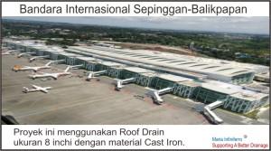 Dua Bandara Indonesia Peraih Bandara Internasional Terbaik