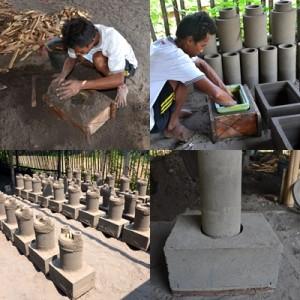 pembuatan cetakan deck drain