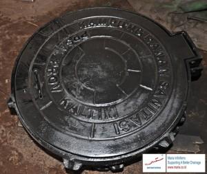 Manhole Cover Sanitasi
