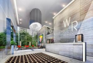 Desain Interior Apartemen Warhol Residence
