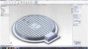 Manhole Cover Manufacturing Process