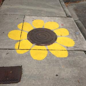 Vandalisme pada Manhole Cover