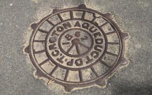 Manhole cover Croton