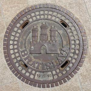 manhole covers tertua di dunia