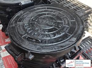 Grill manhole Sanimas Balikpapan