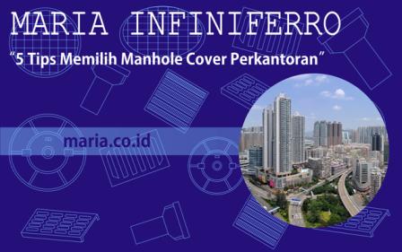 Manhole Cover Perkantoran