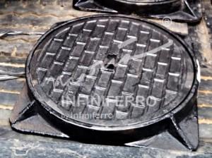 grill manhole spbu