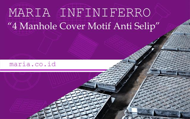 manhole cover anti selip