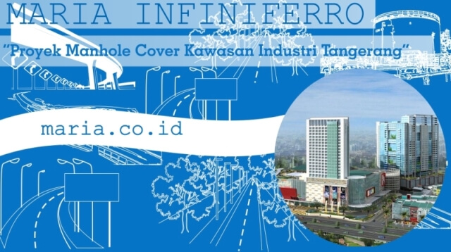 Proyek Manhole Cover Tangerang