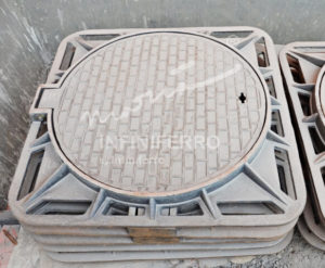 high grade manhole cover cast iron