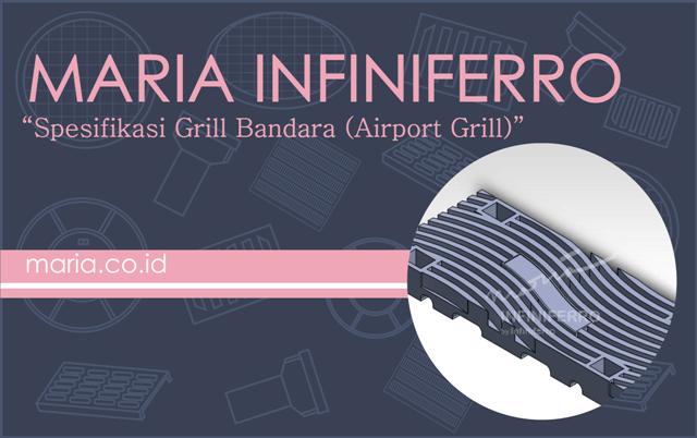 Spesifikasi Grill Bandara