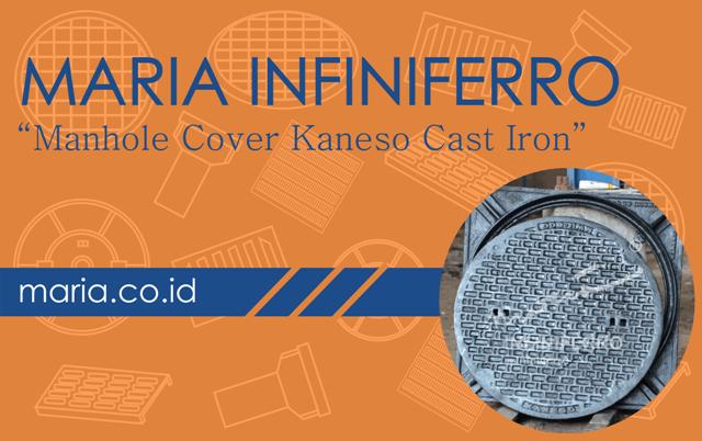 Manhole Cover Kaneso cast iron