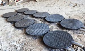 manhole cover mayora