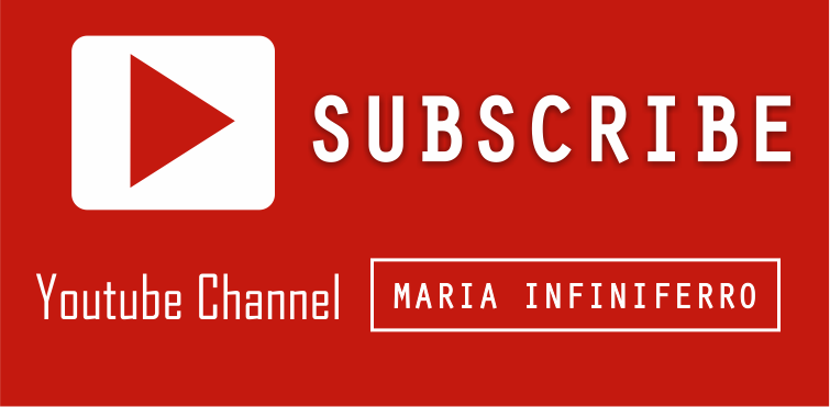 youtube channel Maria Infiniferro