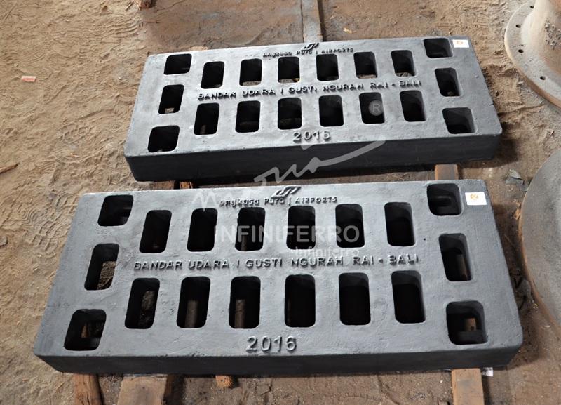 grill cast iron bandara ngurah rai