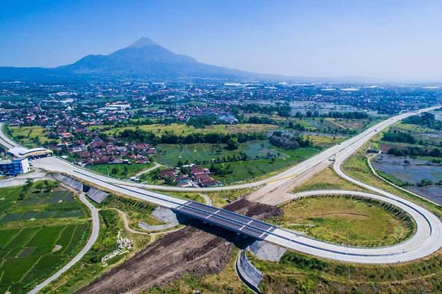Proyek Jalan Tol Pandaan-Malang